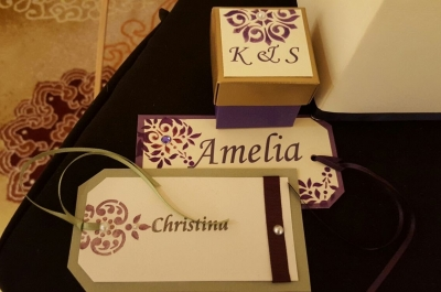 Bespoke Wedding Stationery 3