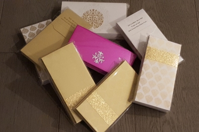 GIFTING CARDS PACK OF 5