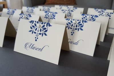 Bespoke Name Cards