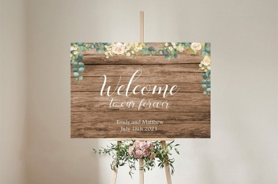 Rustic-Welcome
